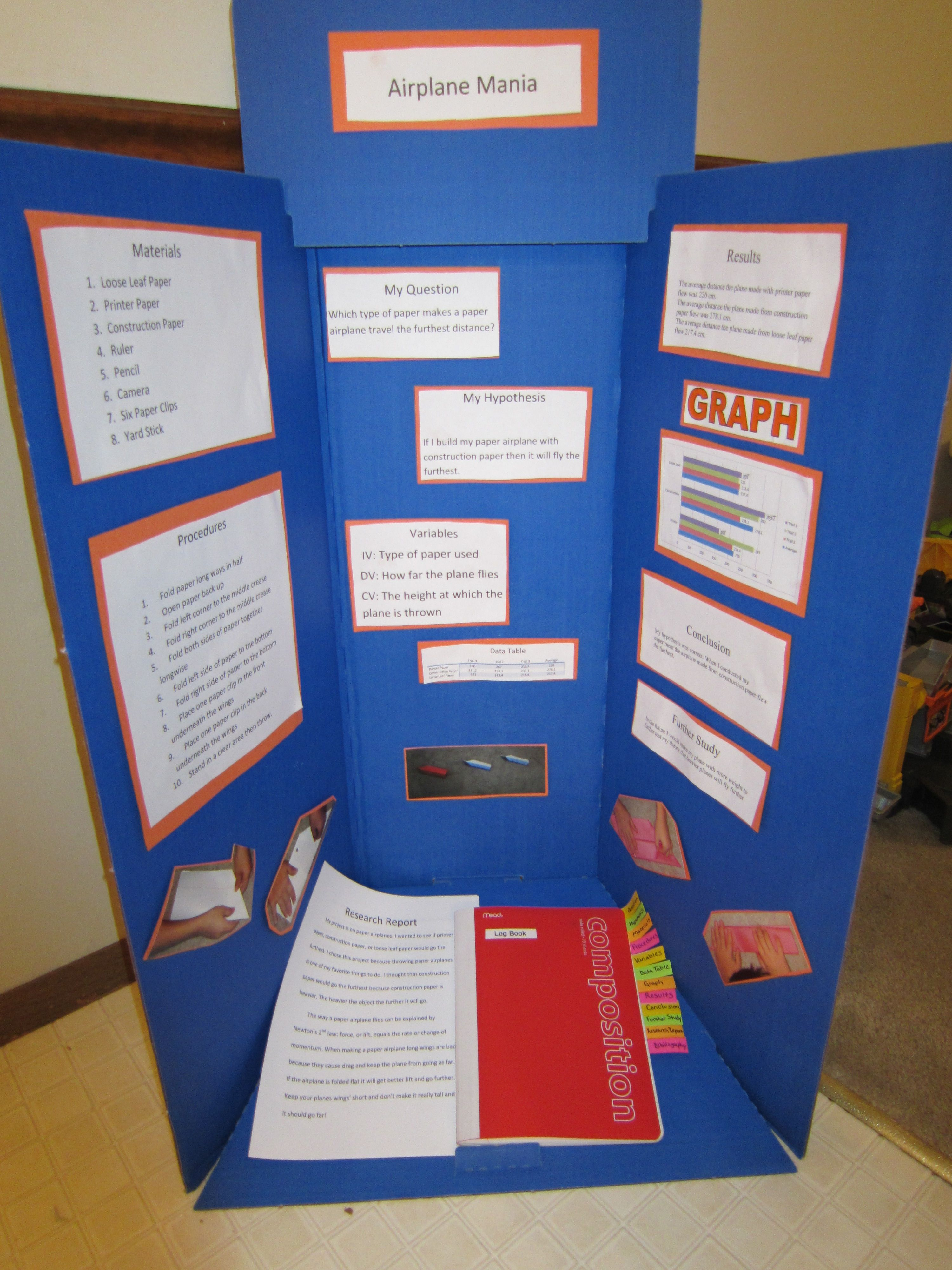 steps for a science fair project For the science fair project science project steps 1 hoose a topic e sure it interests you don't pick one because you think it will be easy.