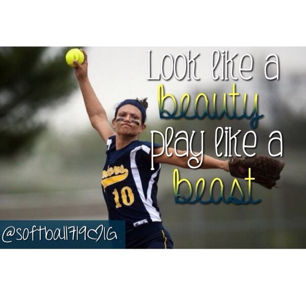 Awesome Softball Catcher Quotes. QuotesGram