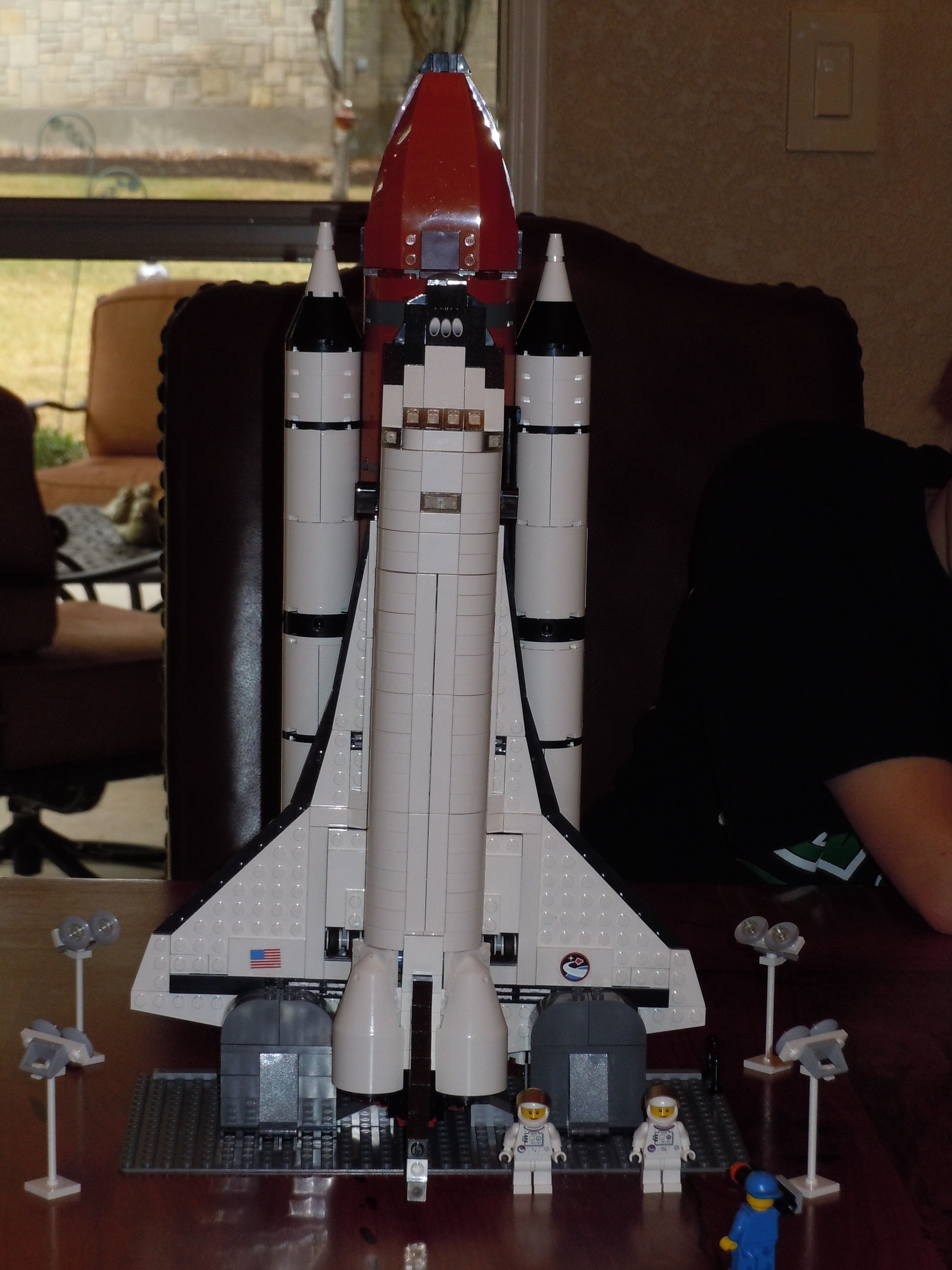 lego space shuttle legos pinterest. Black Bedroom Furniture Sets. Home Design Ideas