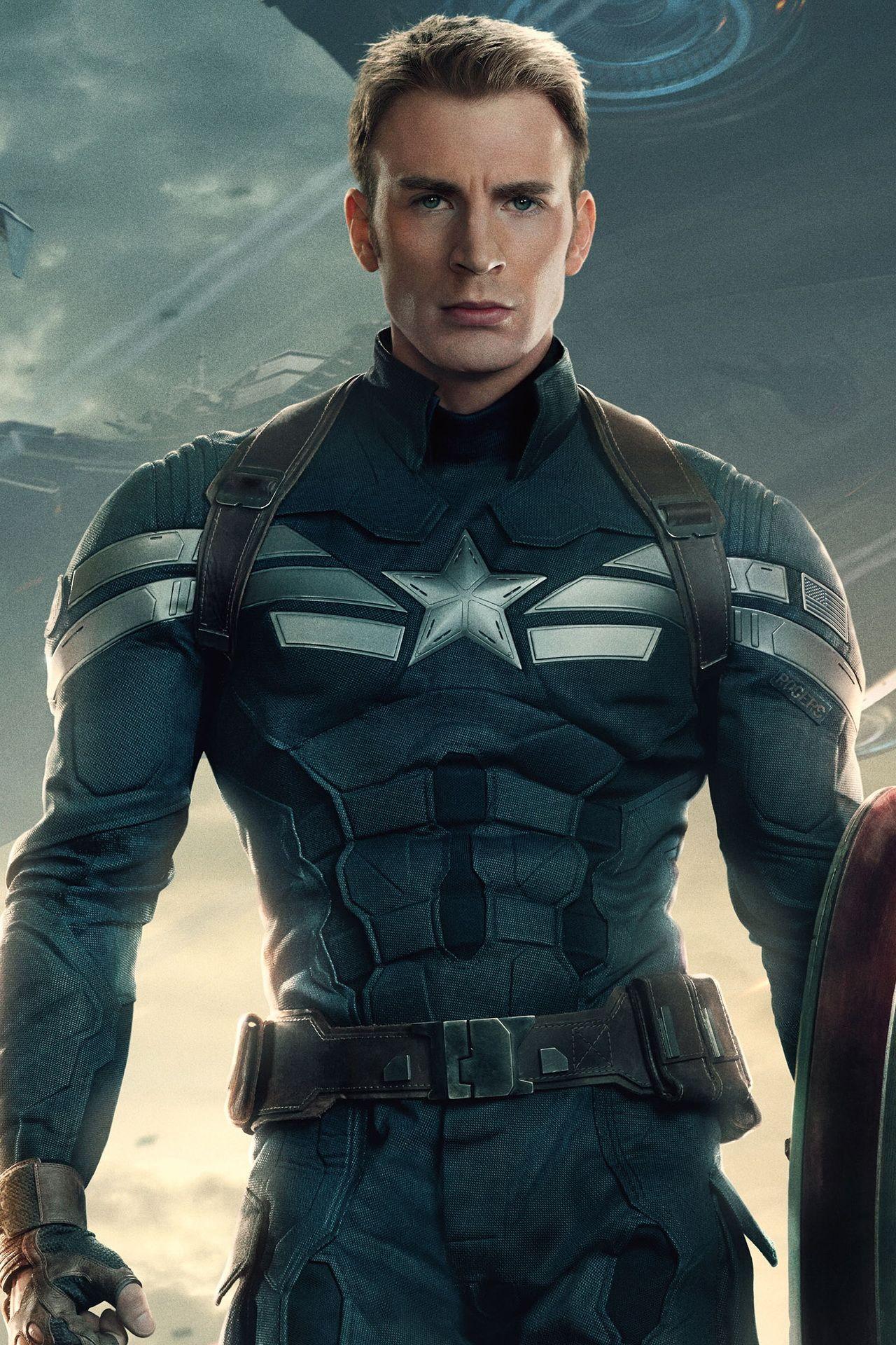 キャプテンアメリカ ウィンターソルジャー 壁紙
