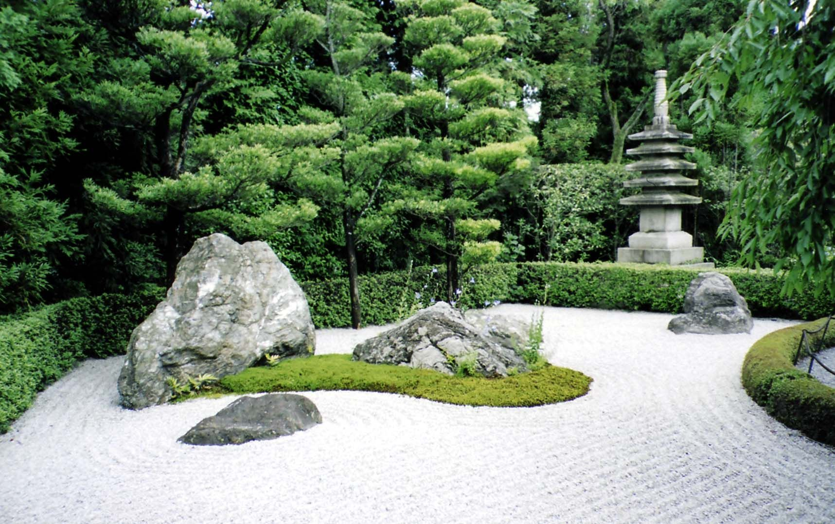 Zen garden design pinterest for Zen garden designs plan