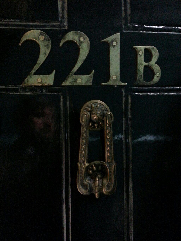 baker street address