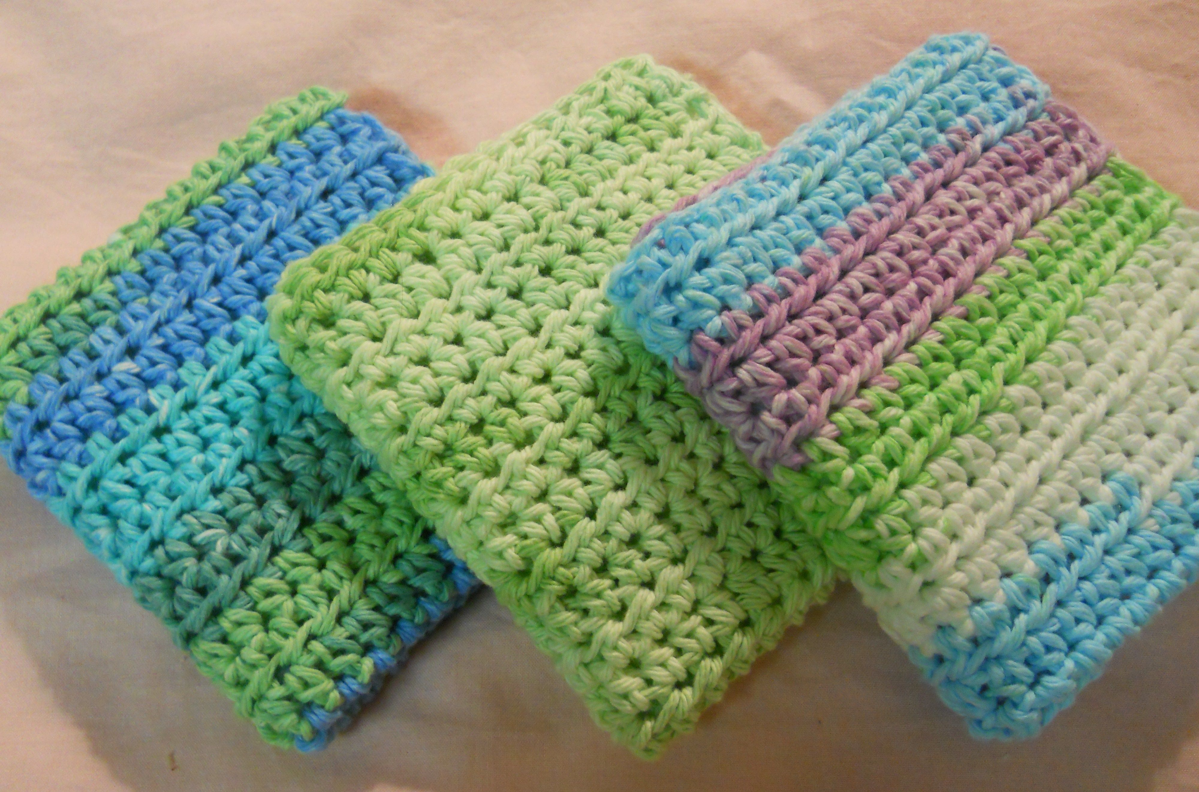 Crocheting Dishcloths : crochet dishcloths Crocheting and Knitting Pinterest
