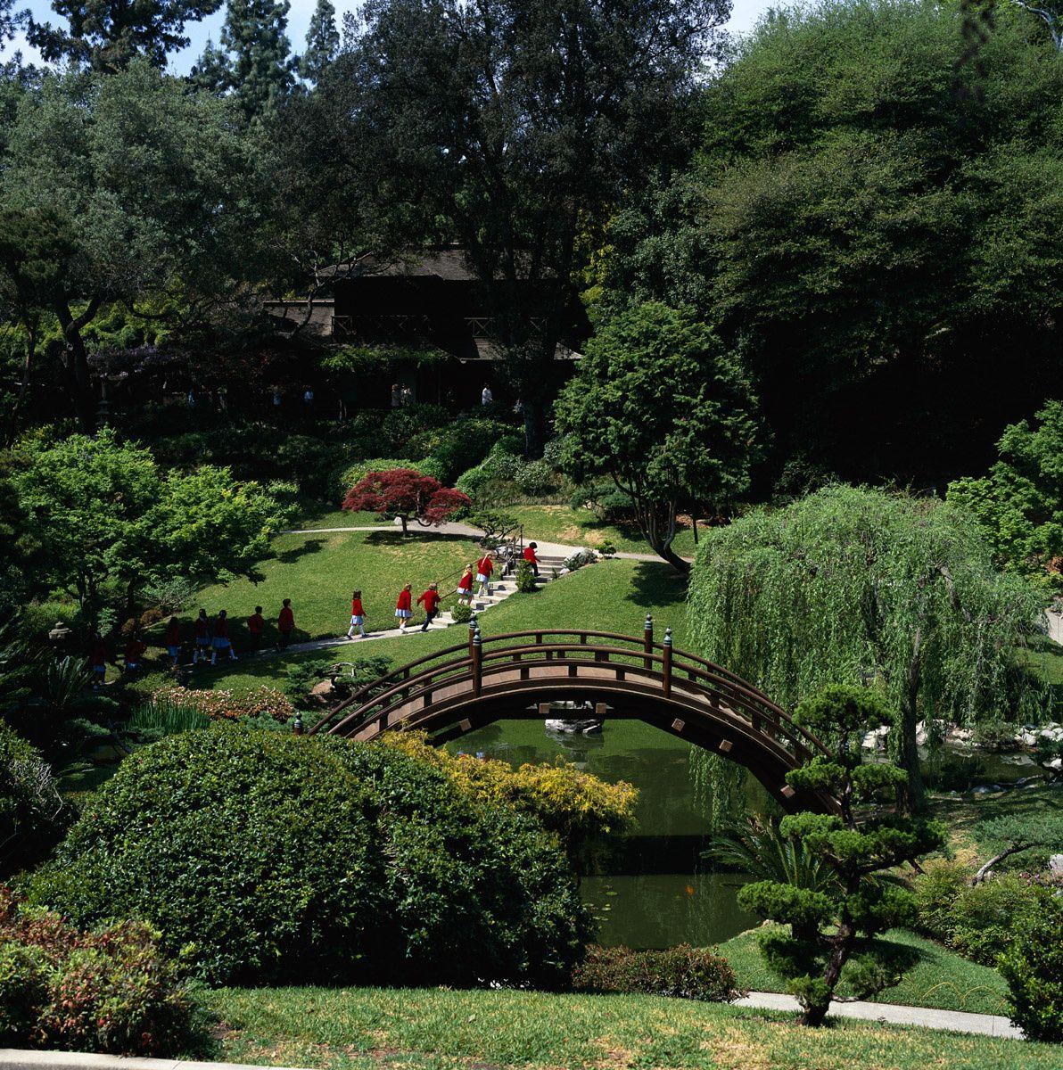 Huntington Botanical Gardens Usa Gardens I Love Pinterest