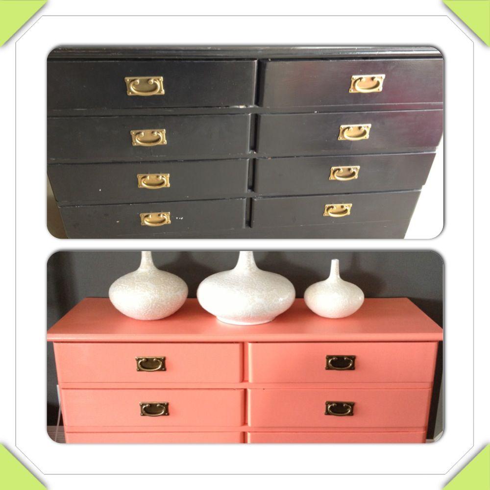 Painted dresser | painted furniture | Pinterest