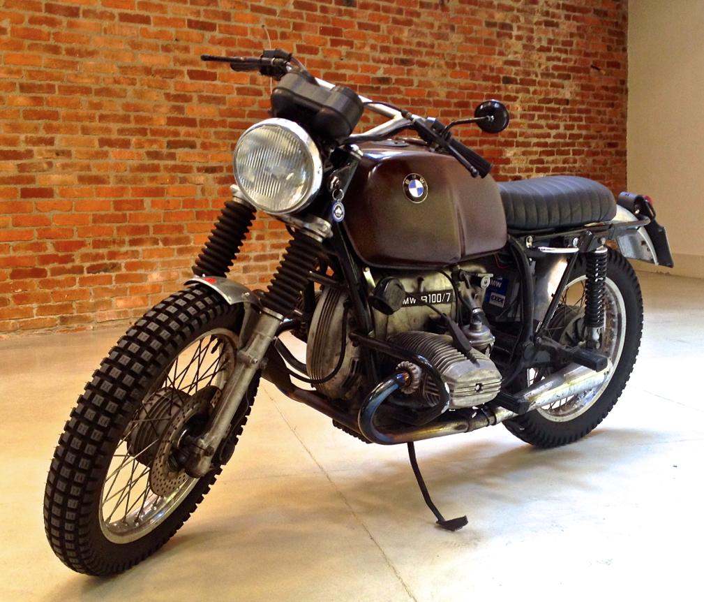 bmw r100 7 vintage motorcycle pinterest. Black Bedroom Furniture Sets. Home Design Ideas