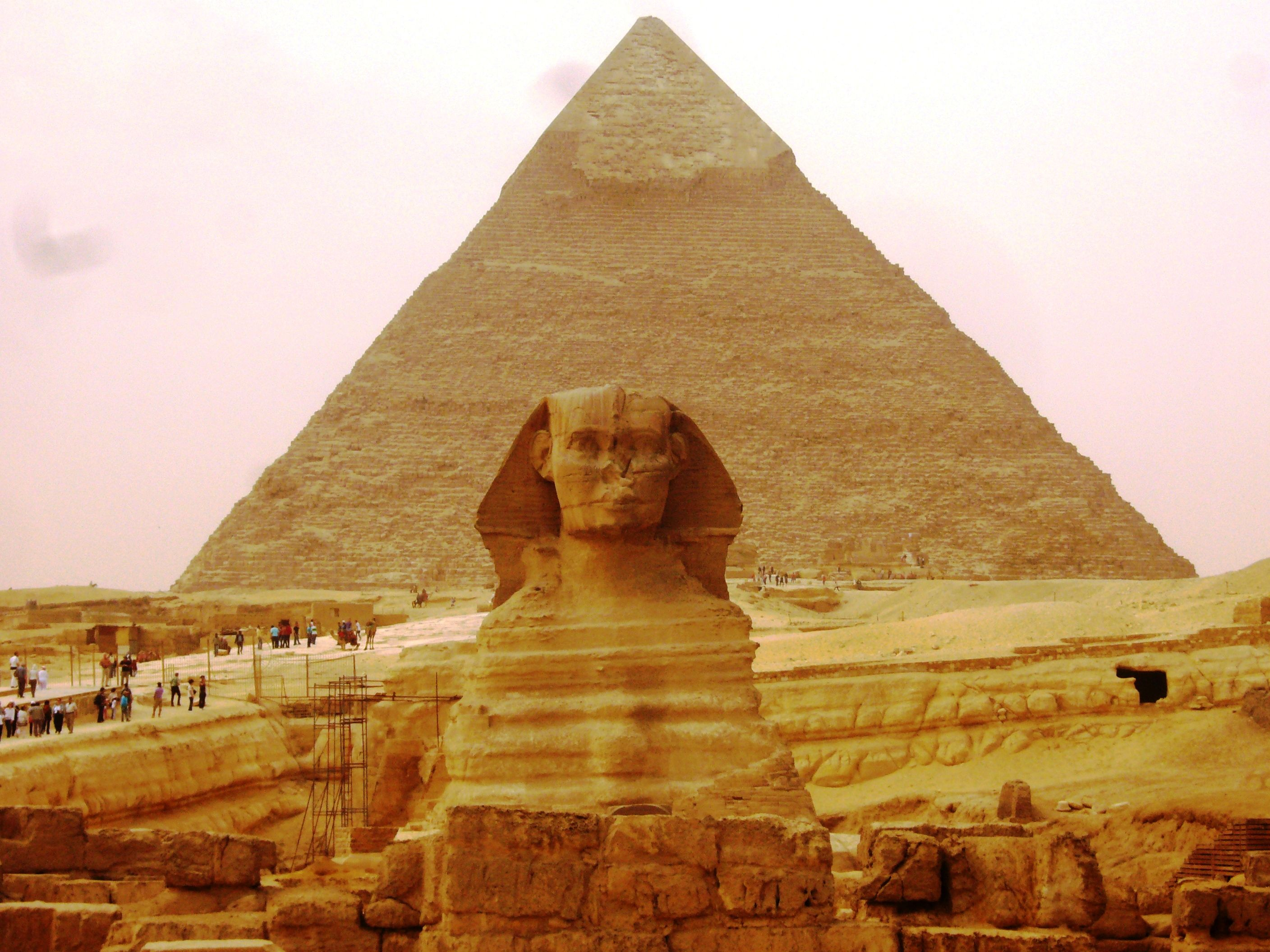 pin the sphinx pyramid - photo #24