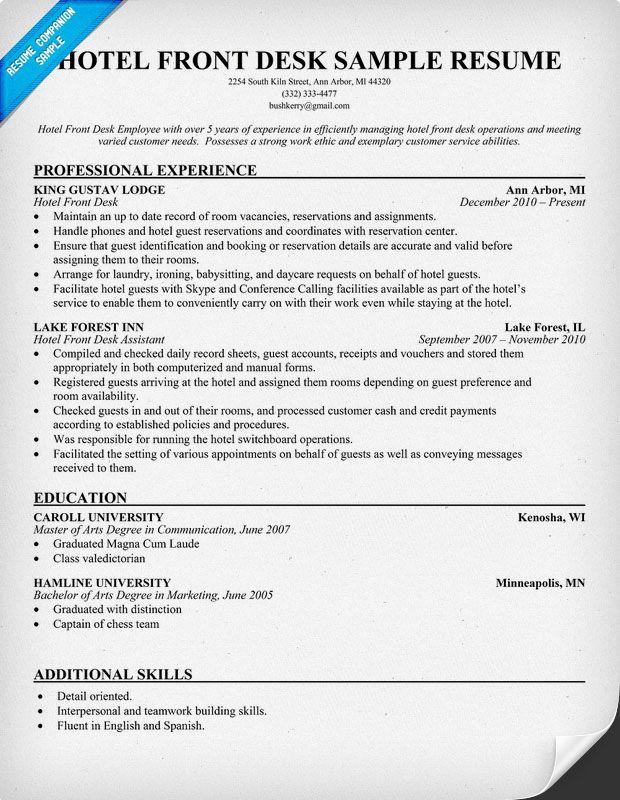 resume sample for office cleaner