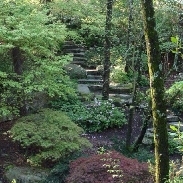 Garvan Gardens Hot Springs Ar Vacation Ideas Pinterest