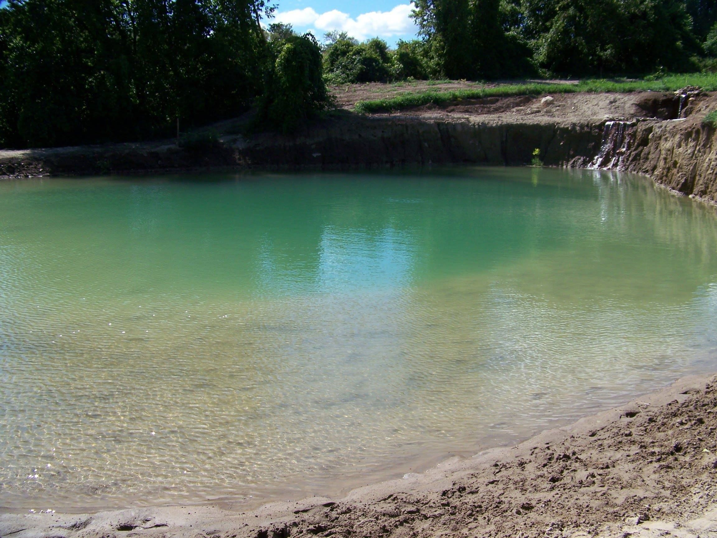 Build Backyard Lazy River : backyard lazy rivers  Dancing Waters (AngeL) IDs  Pinterest