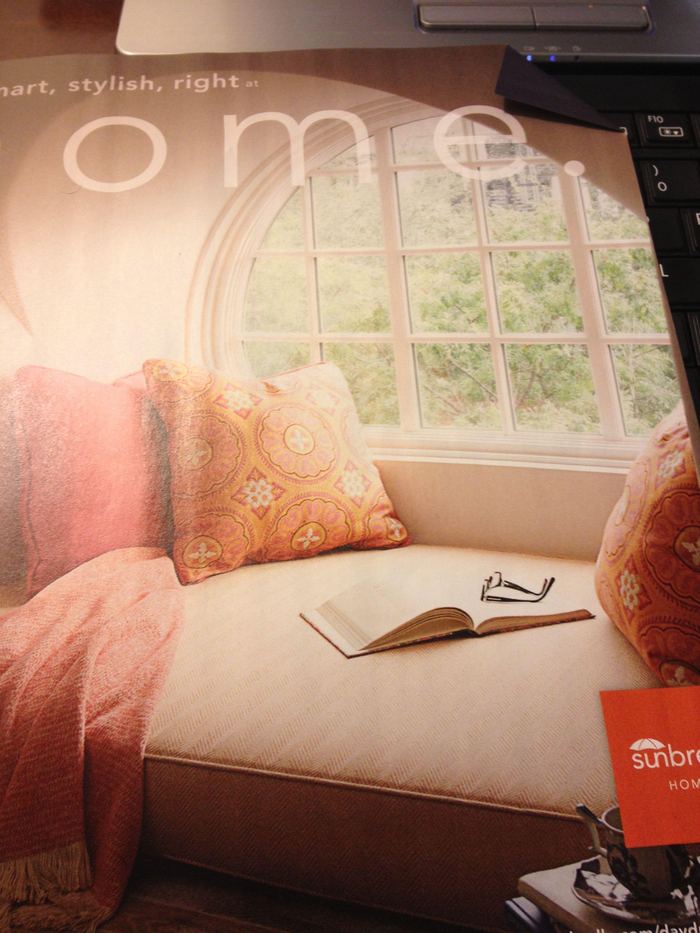 Window seat | Francine's Faves | Pinterest