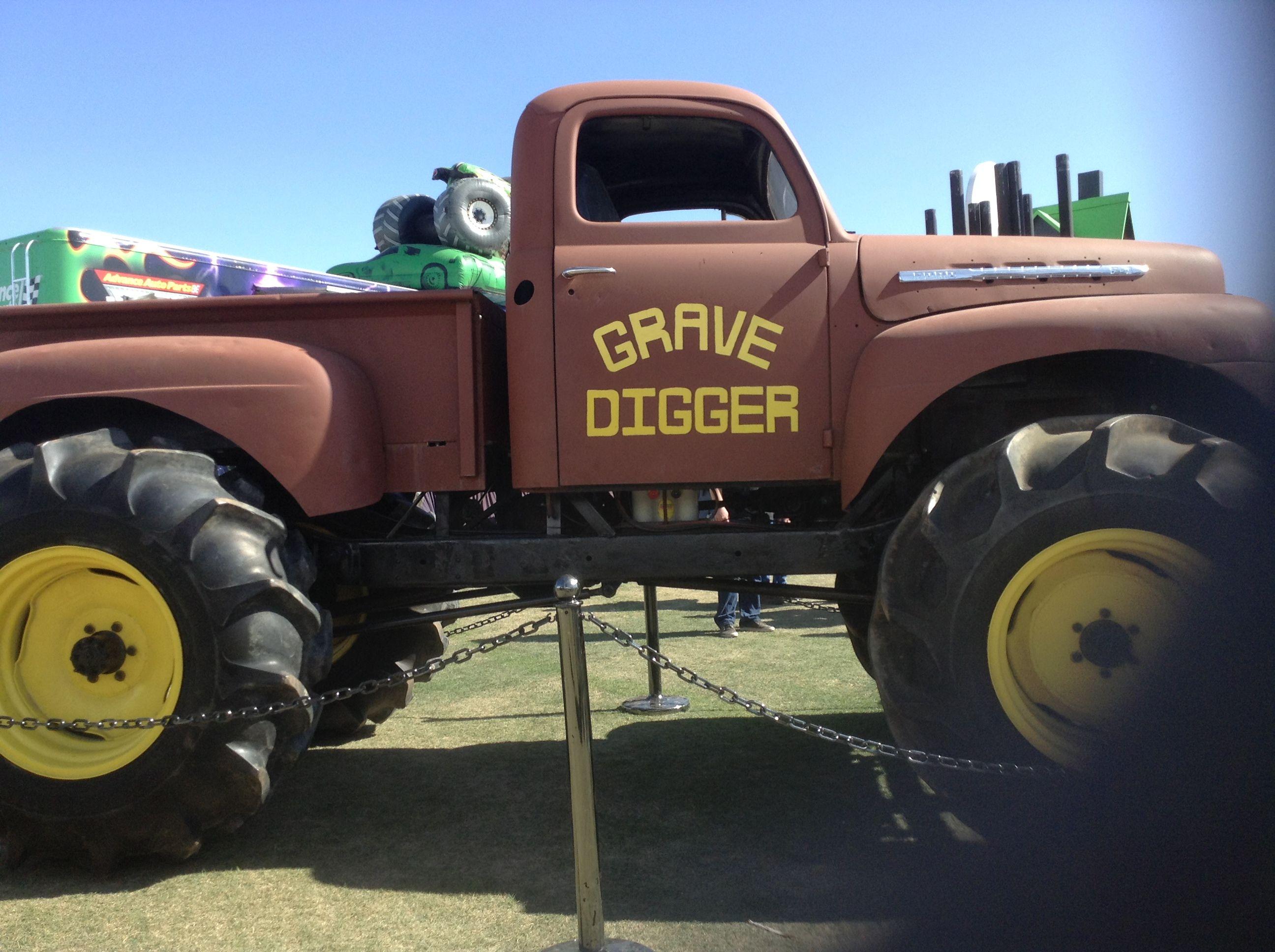 Bad to the bone. | Monster trucks | Pinterest