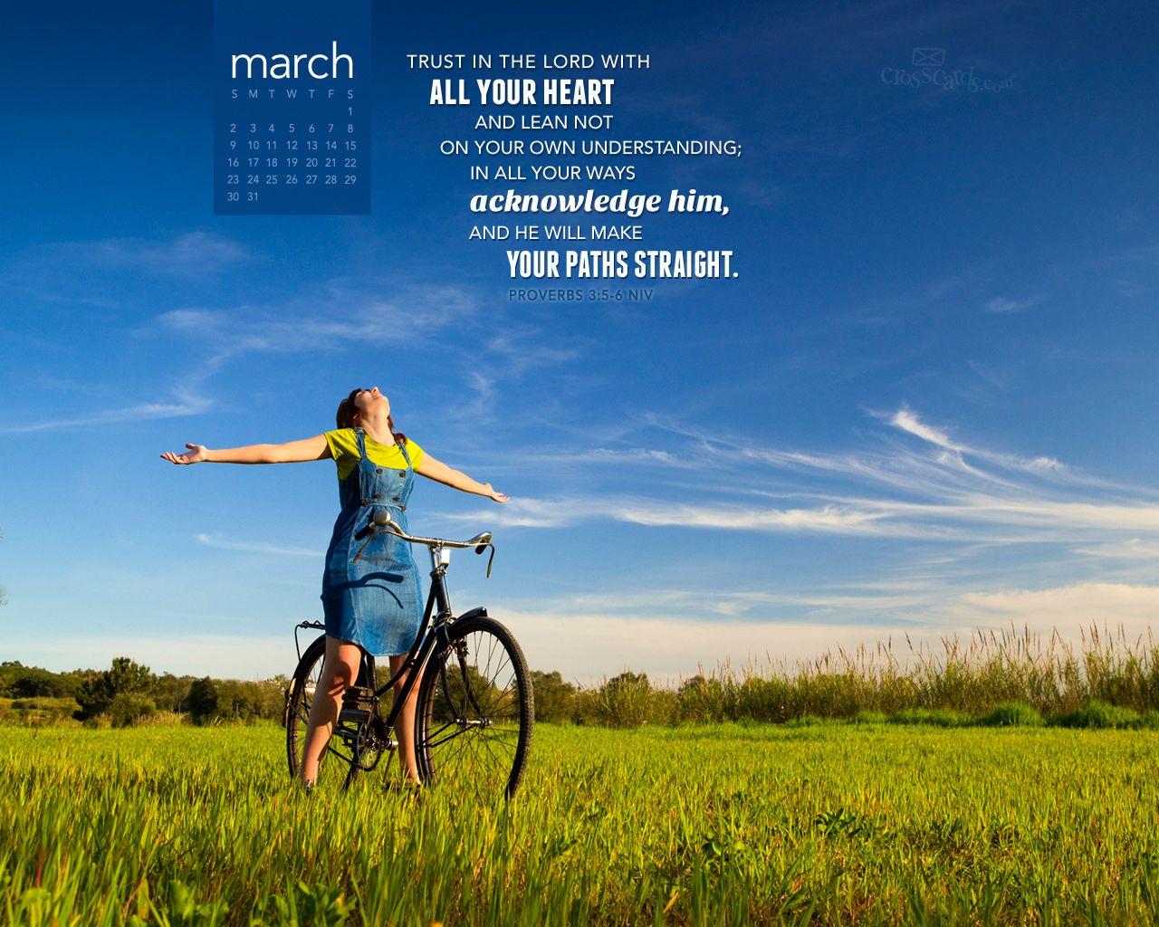 Free Crosscards Wallpaper Monthly Calendars   Calendar Template 2016