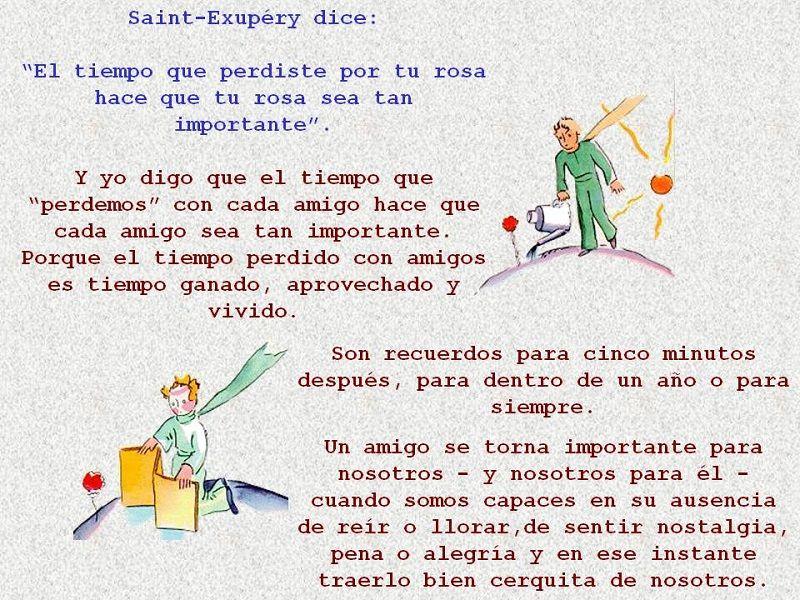 El principito frases en espa ol pinterest for Pinterest en espanol