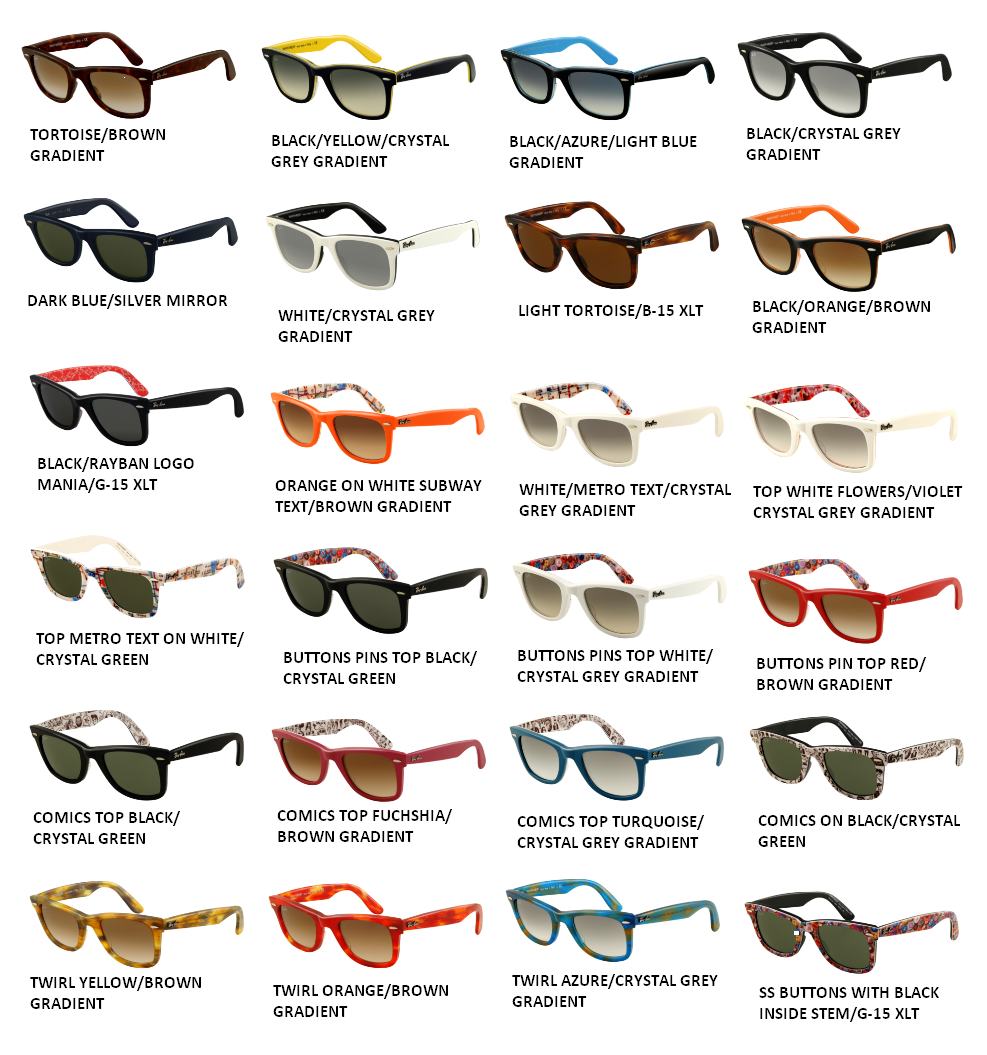ray ban sunglasses styles 4y6w  ray ban sunglasses different styles