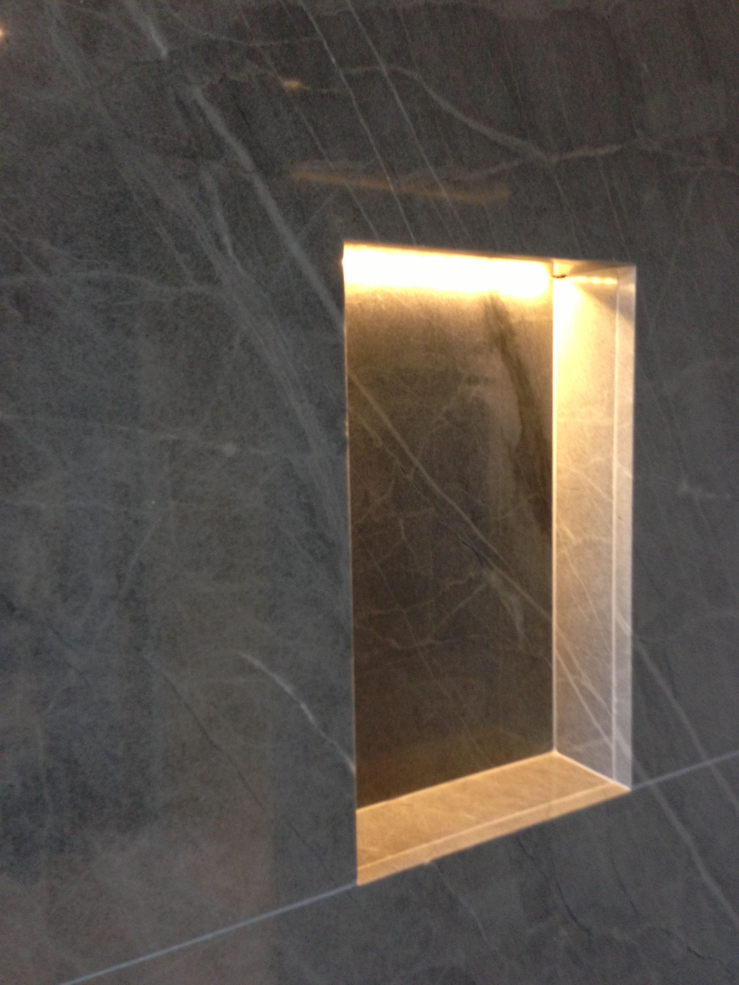 Recessed Shower Lighting Home Bathrooms Pinterest