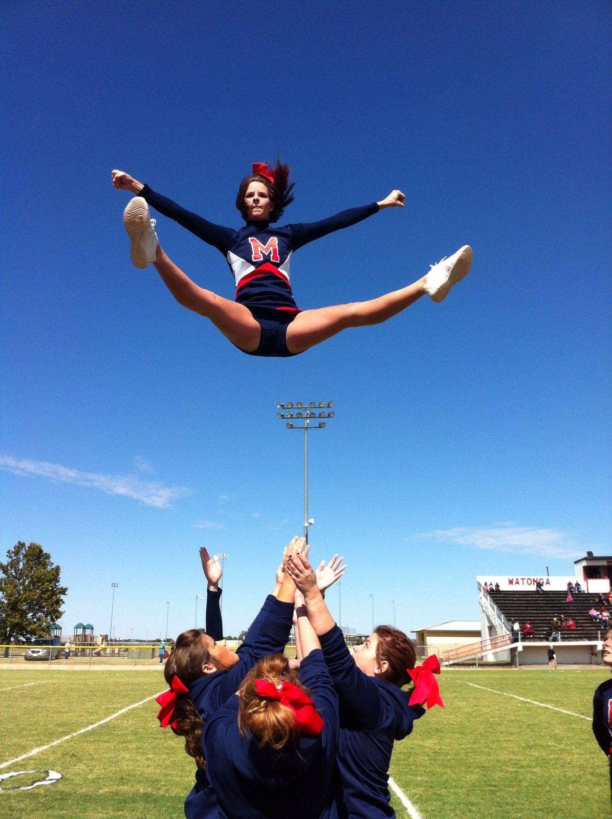 American Cheer Express:Cheerleading Source:cheerleading stunt Pictures high school cheerleading stunts