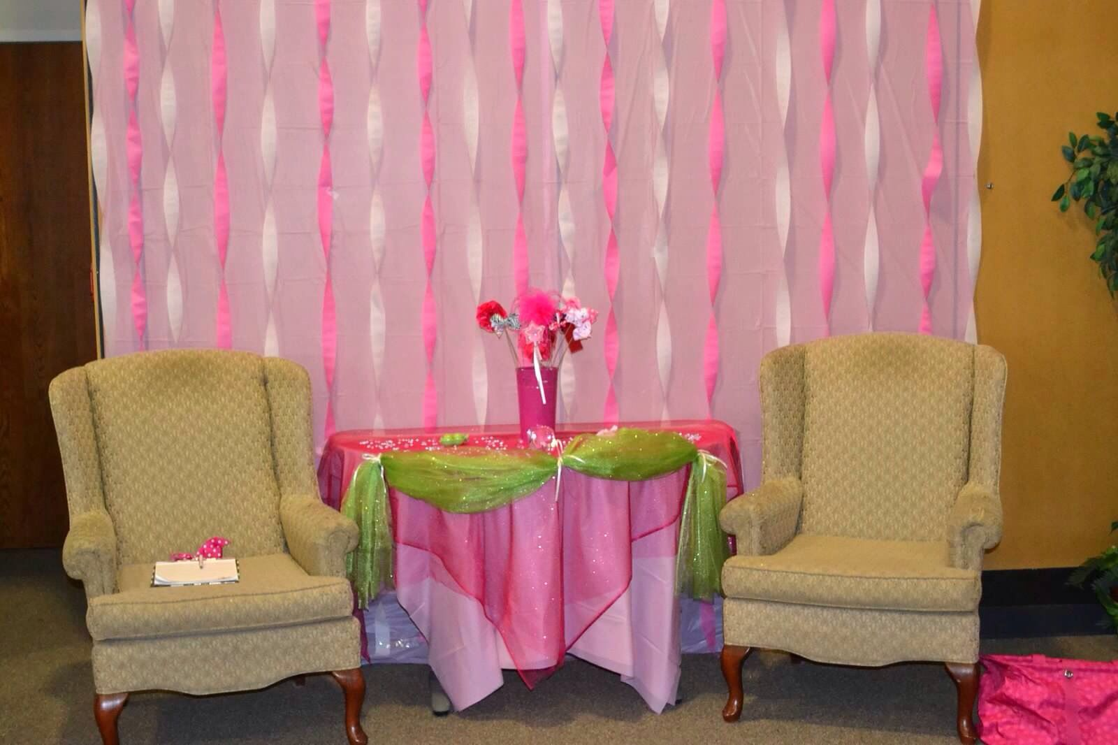 backdrop for a baby shower party ideas pinterest