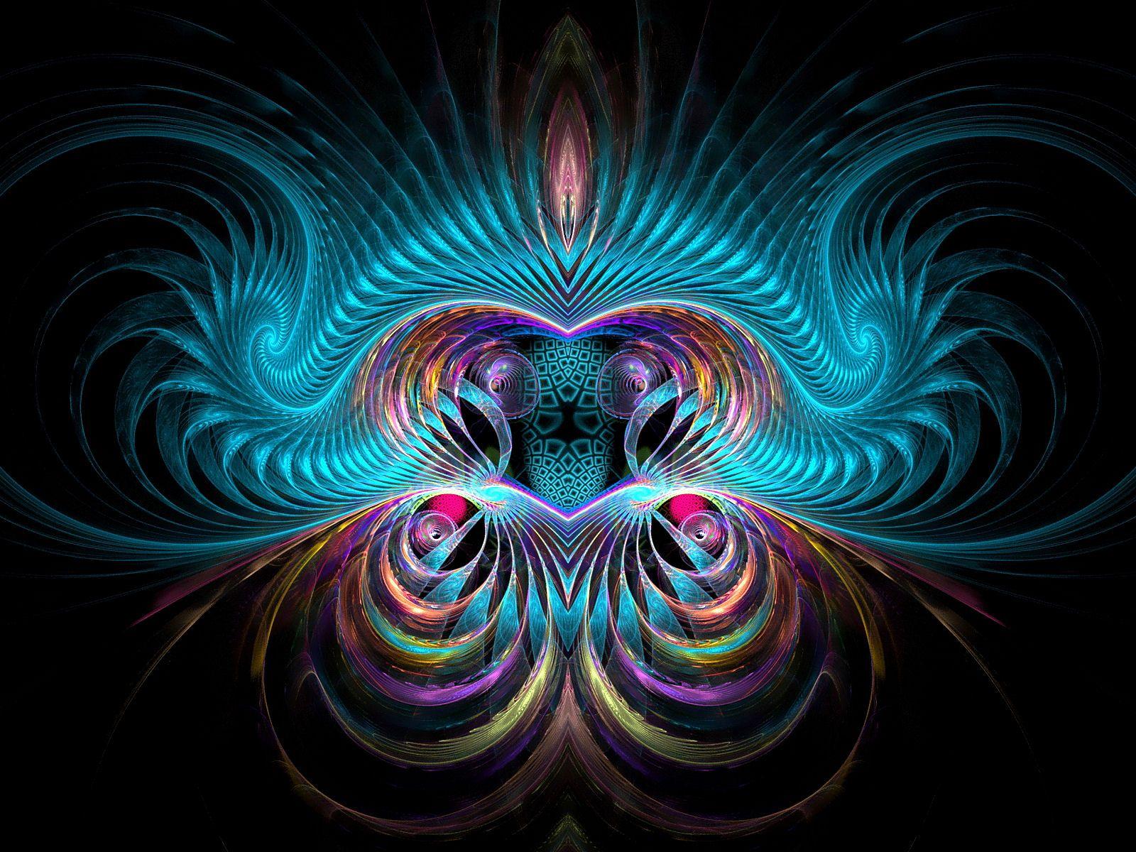 rainbow fractal | Rainbow Colors