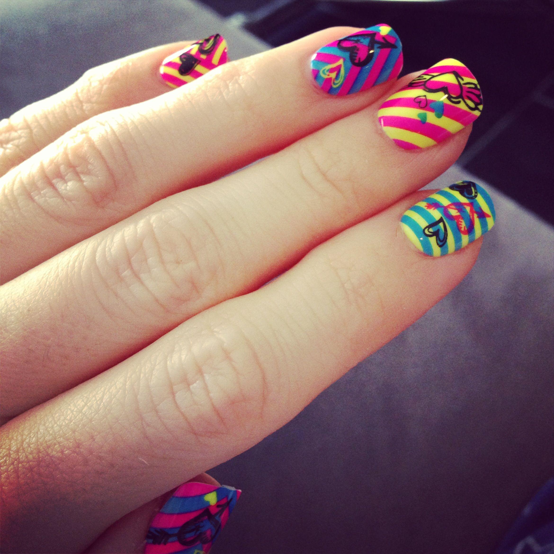 Crazy Nail Art: Crazy Nails