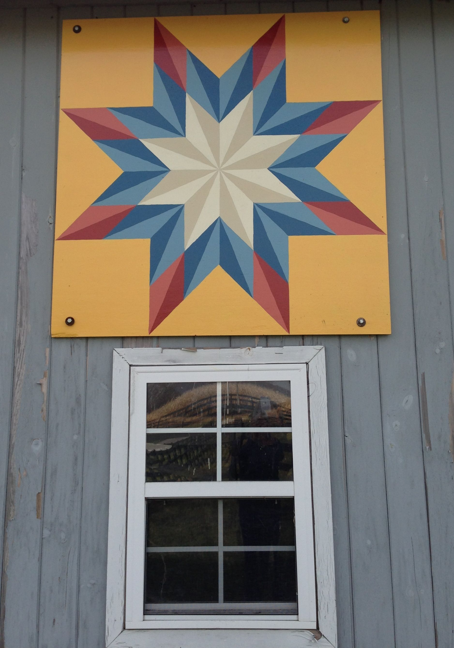 Quilt Patterns On Wisconsin Barns : Barn Quilt at High Point Farm Art Pinterest