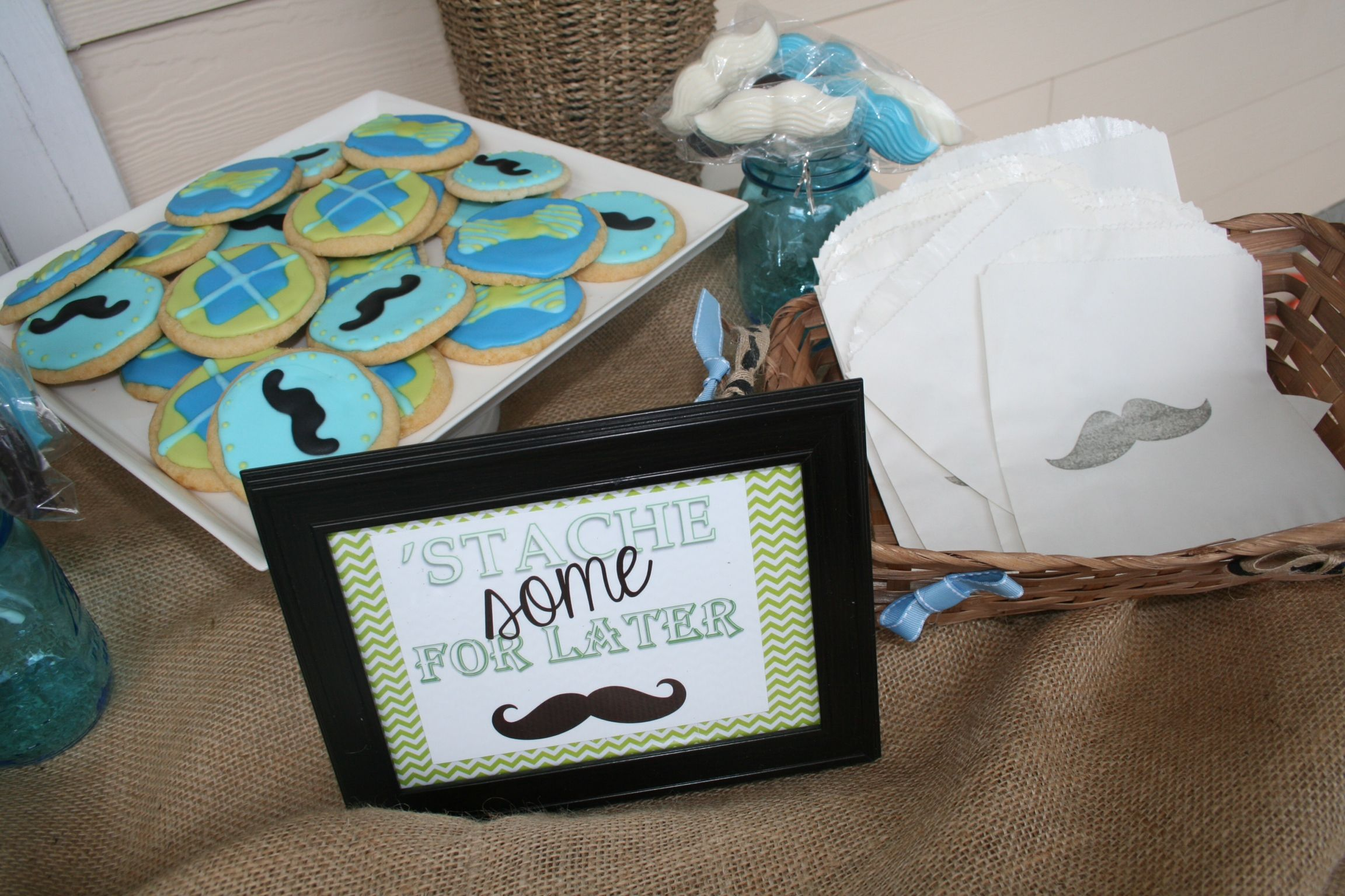 mustache quote sign bow tie baby shower ideas pinterest