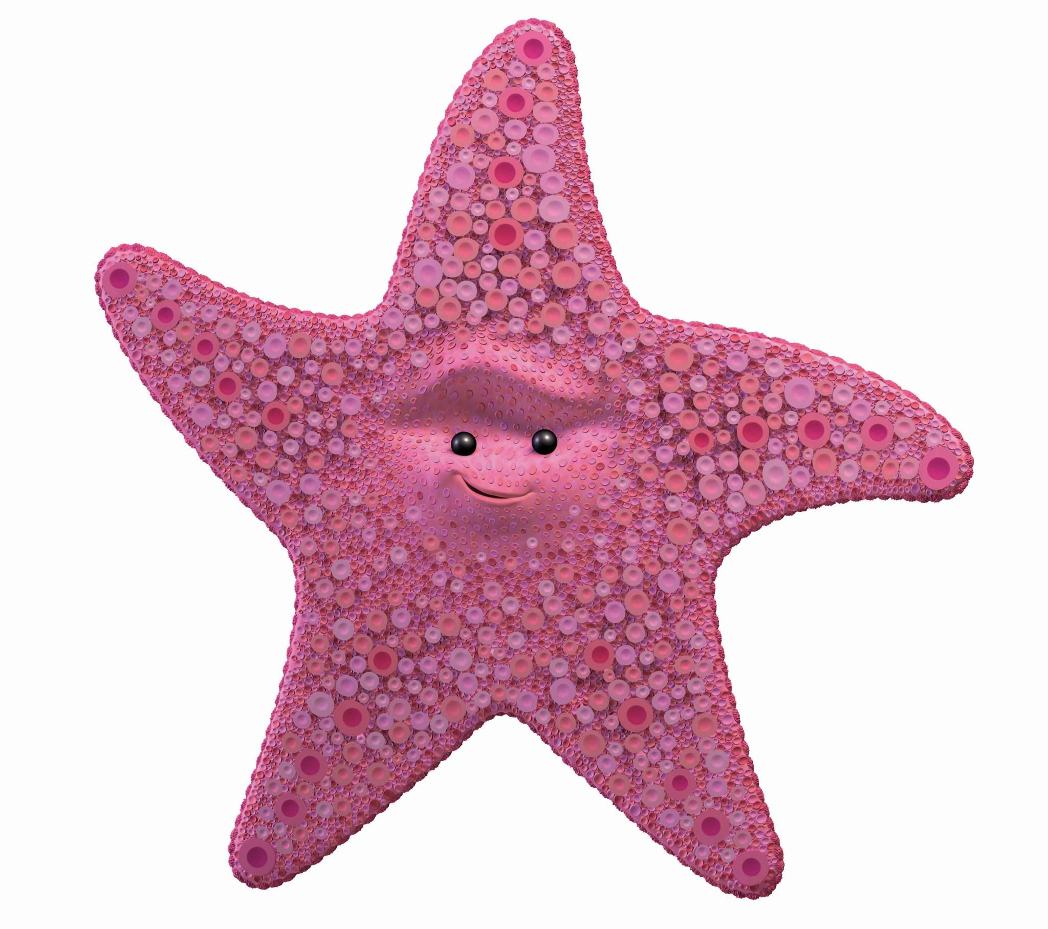 Gallery For gt Finding Nemo Starfish Find A Happy Place