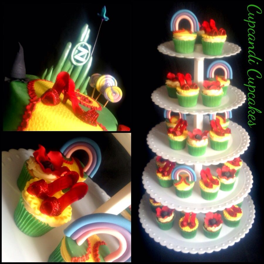 Wizard of oz cakes cake decorating Pinterest