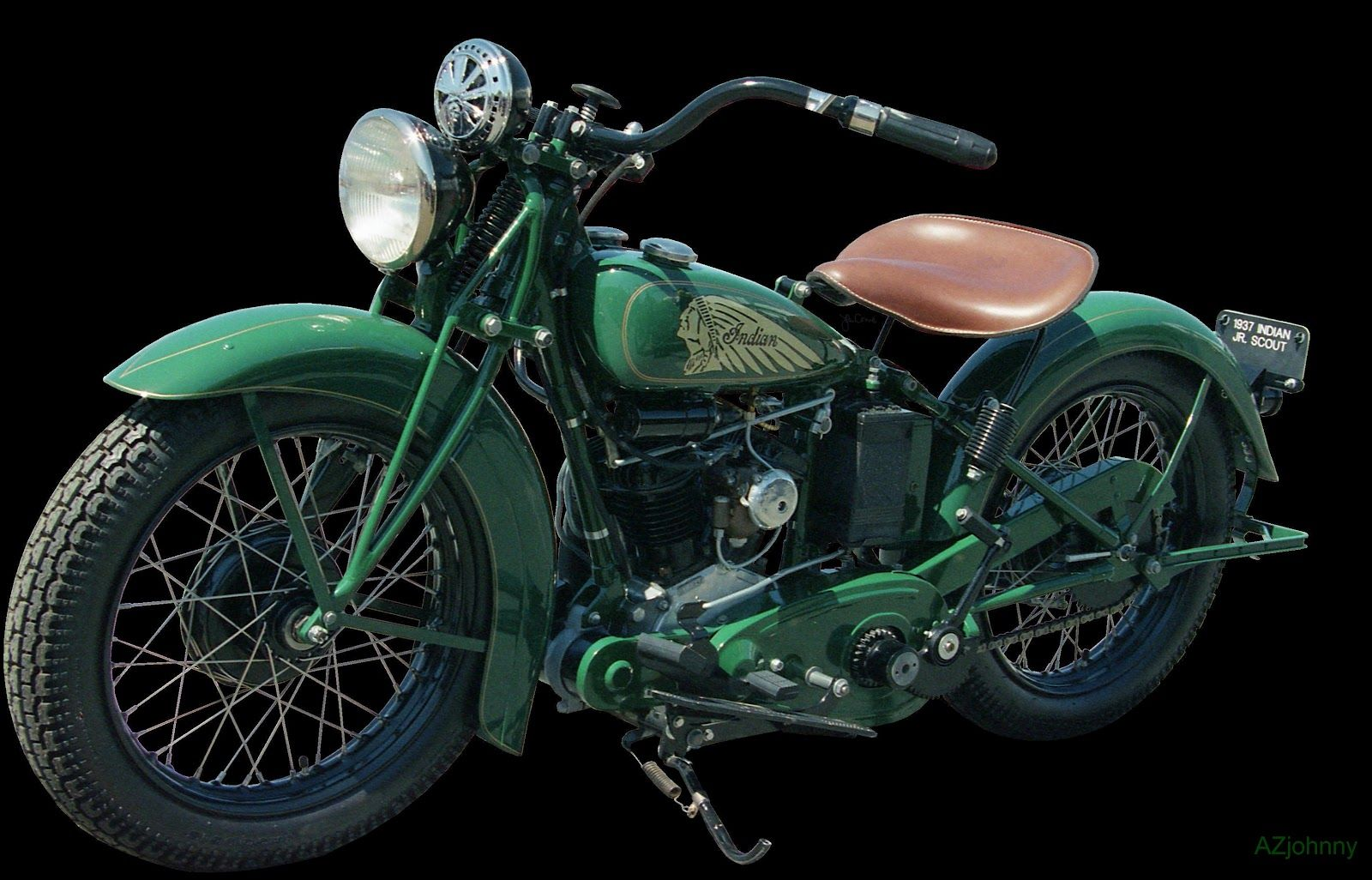 Steve McQueen's 1934 Indian Sport Scout Is for Sale recommend