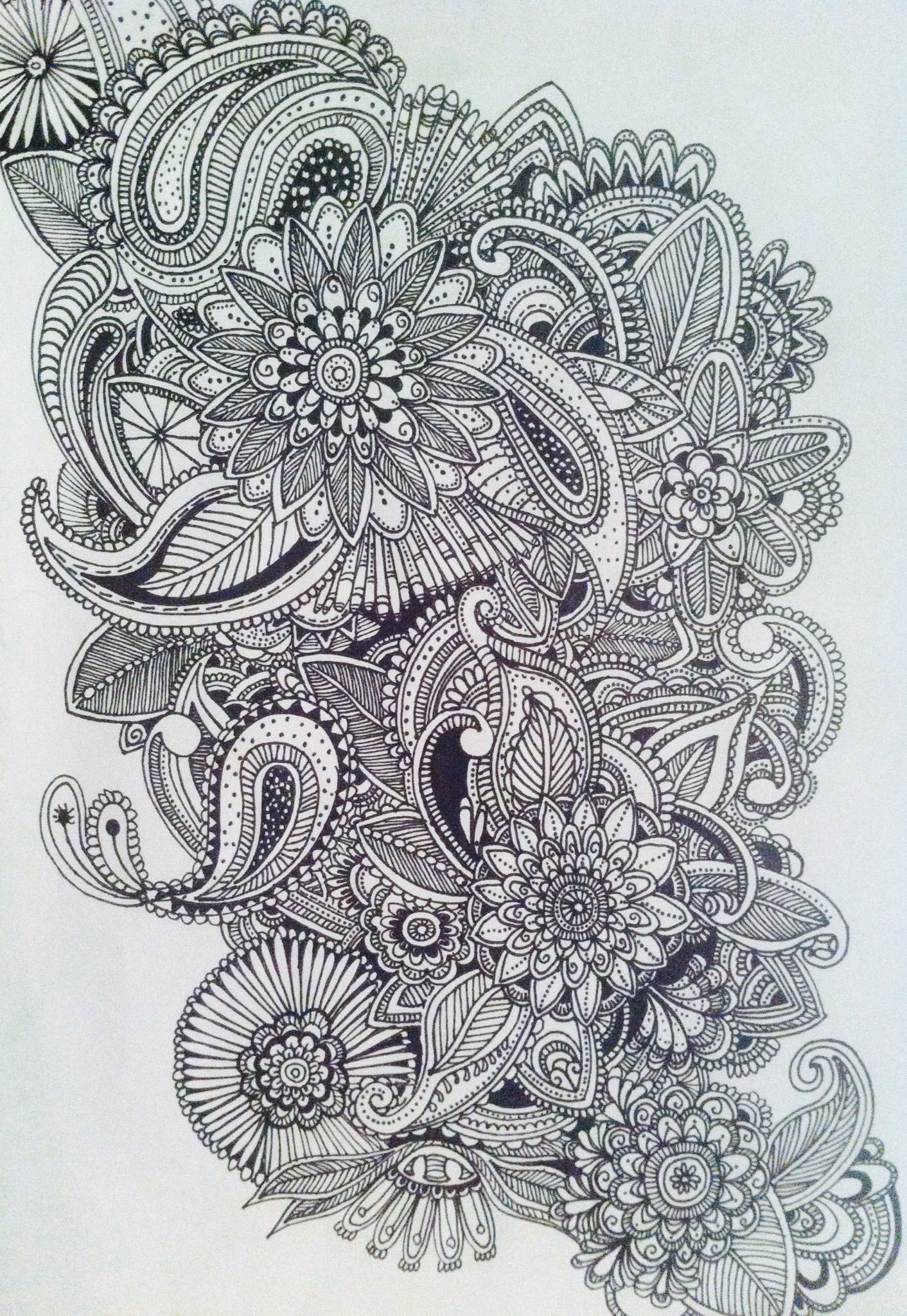 #doodles #pattern #drawing | Doodles | Pinterest