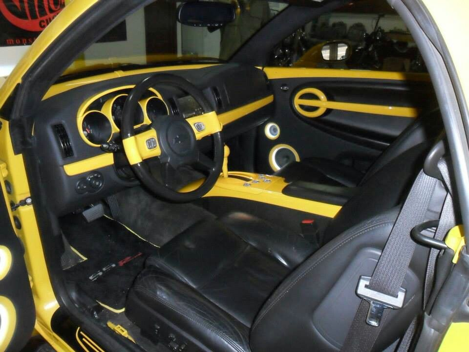 black and yellow car interiors pinterest. Black Bedroom Furniture Sets. Home Design Ideas