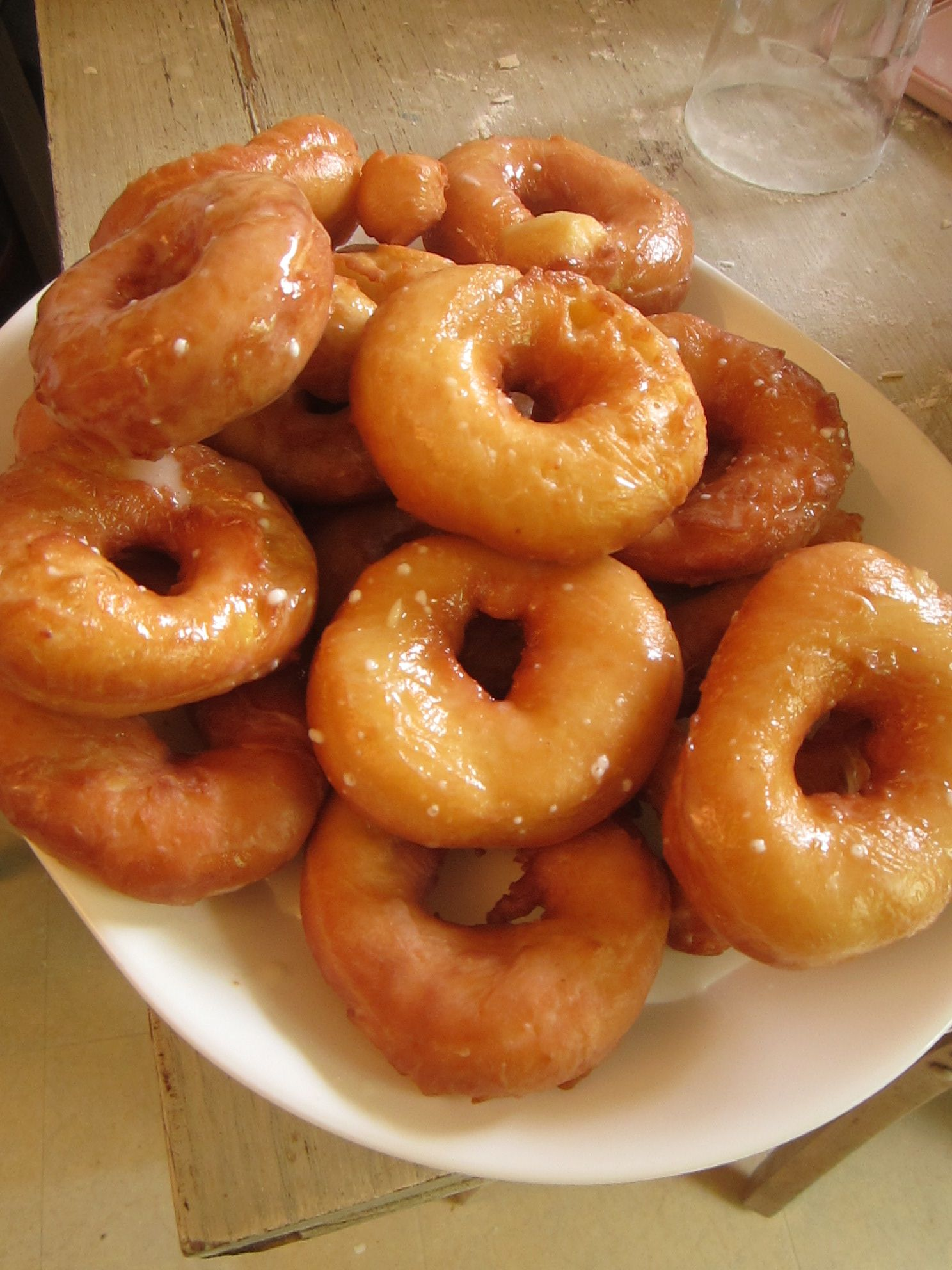 Potato Doughnuts Recipe — Dishmaps