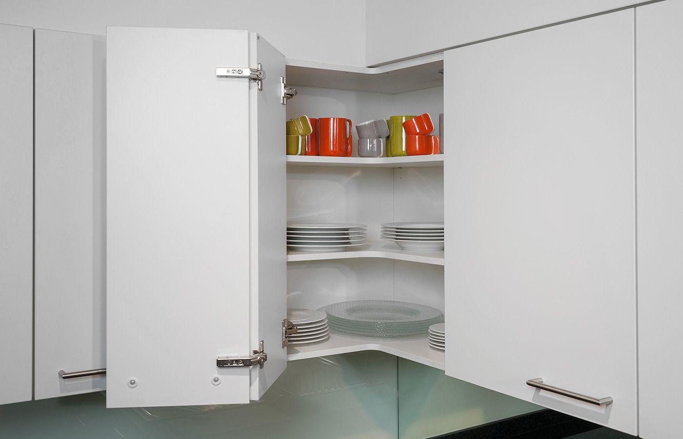 Kuche Oberschrank Ecklosung Die Vorzuge Von Dan Kuchen Dan Kuchenstudio