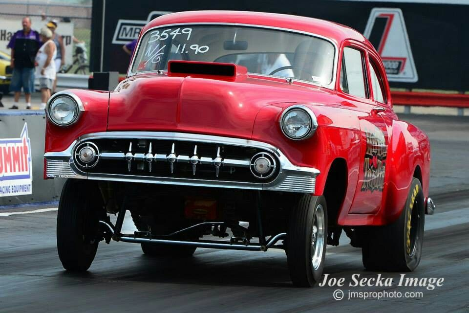 Chevy Gasser Race Cars