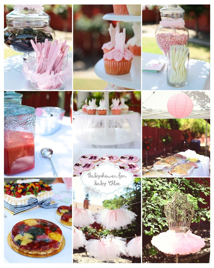tutu baby shower carla meggie baby ideas pinterest