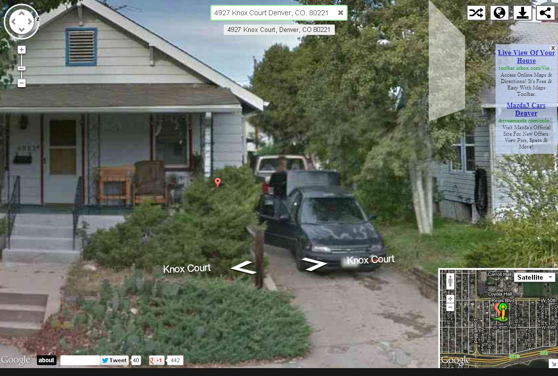 instant google street view qsview jay pinterest. Black Bedroom Furniture Sets. Home Design Ideas