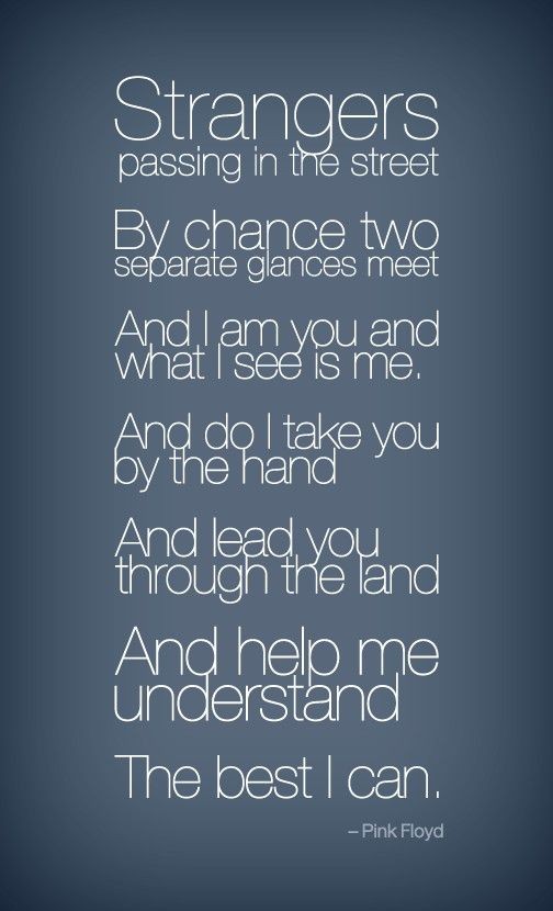 Quotes Tumblr Love Hurts Best Pink Floyd Song Q...