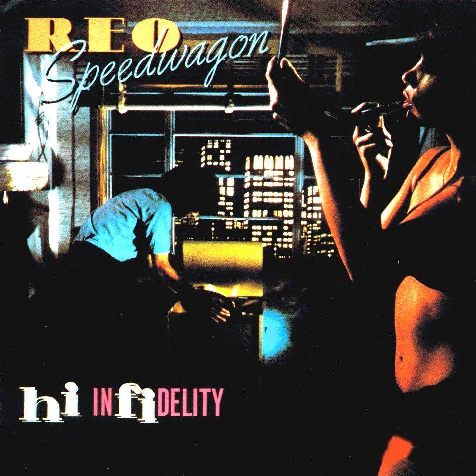 REO Speedwagon Hi Infidelity Album