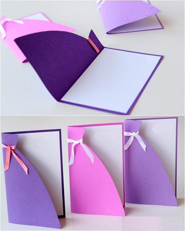 Складывание приглашений поздравительных открыток оригами 54