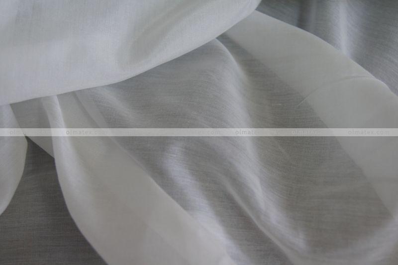 Отбелить белый шелк в домашних условиях
