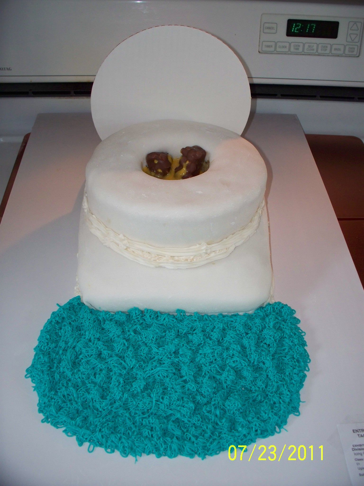 Cake Images Of Toilet : Heathers Cake Toilet Cake Ideas and Designs