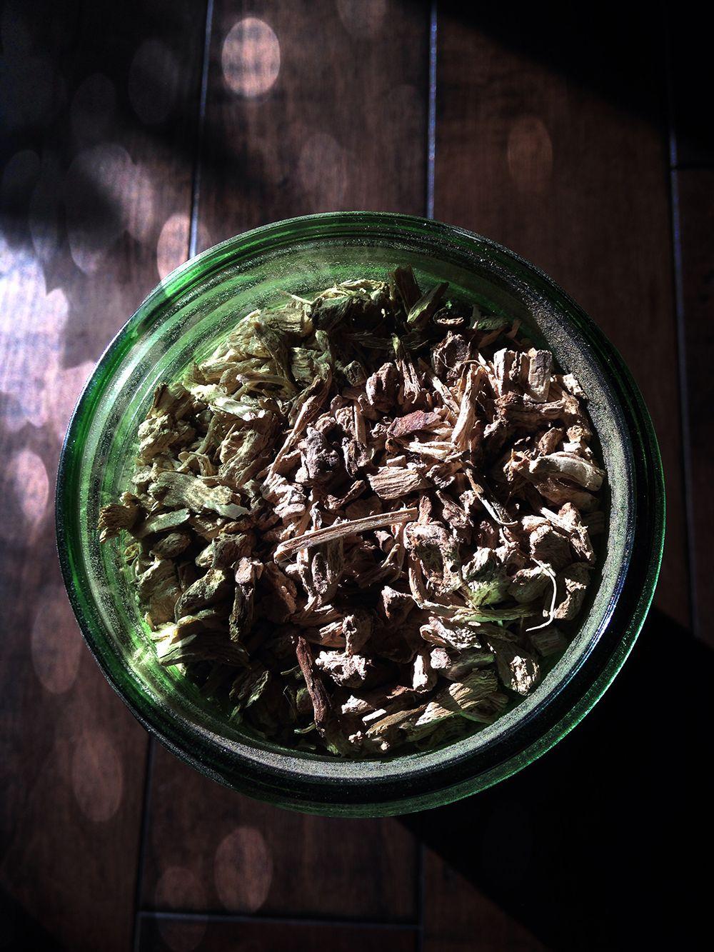 Belladonna-Opium