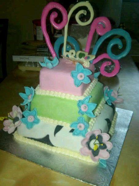 16th birthday cake idea