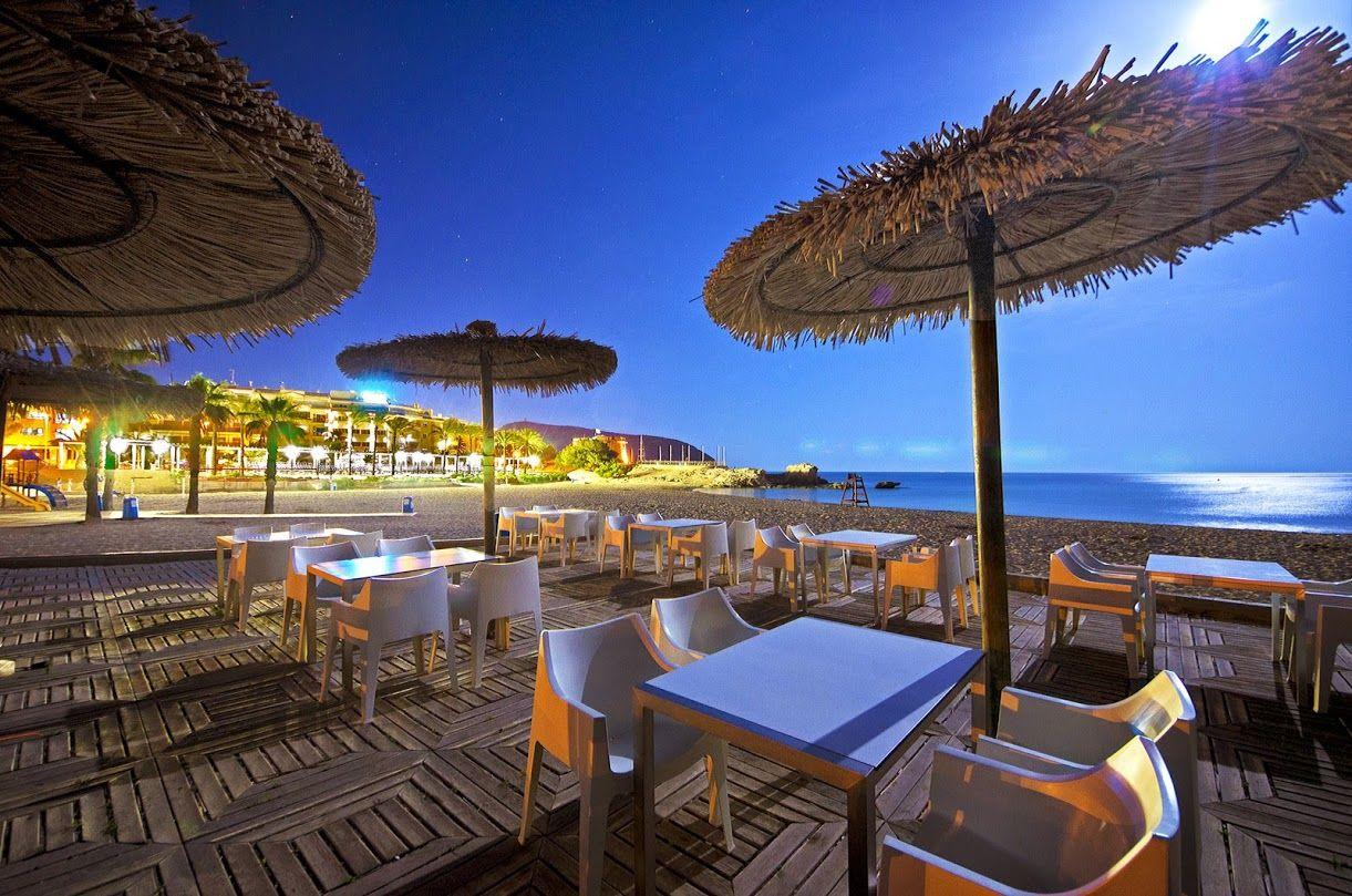 Moraira vakantiegids strand l ampolla in moraira - Model van het terras ...