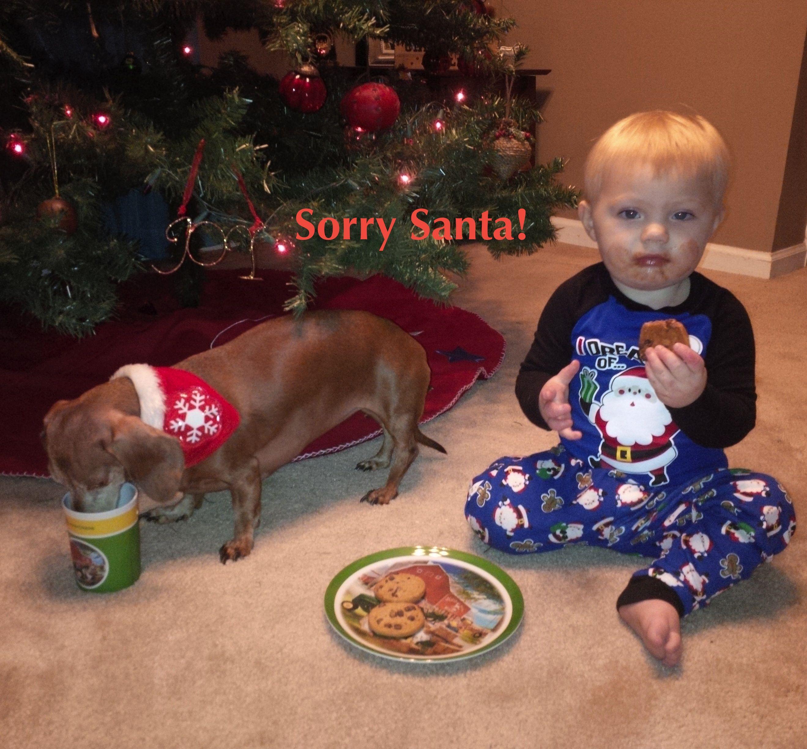 Lane and Joy, Christmas 2013