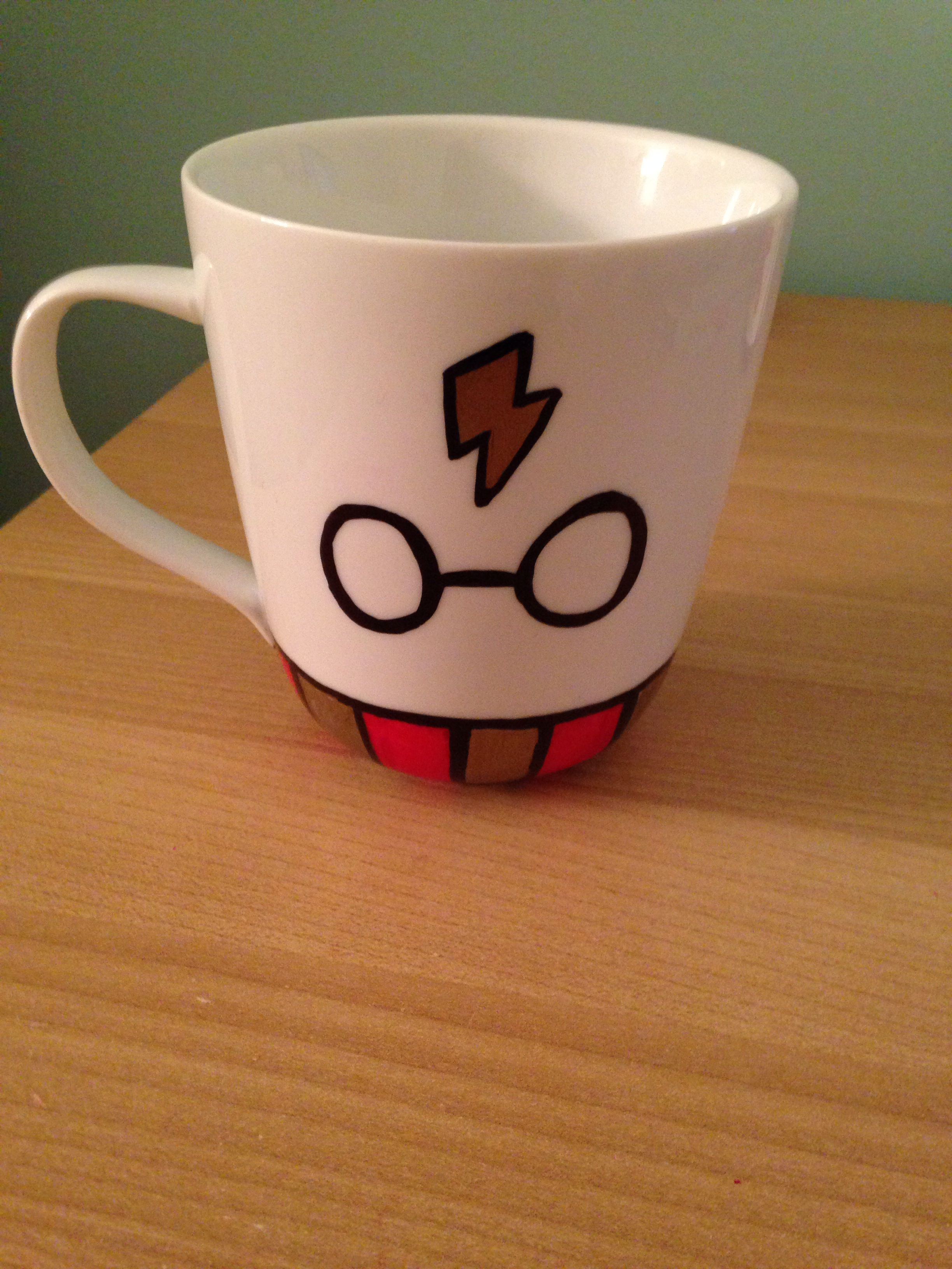 100 Awesome Diy Coffee Mug Art Creations