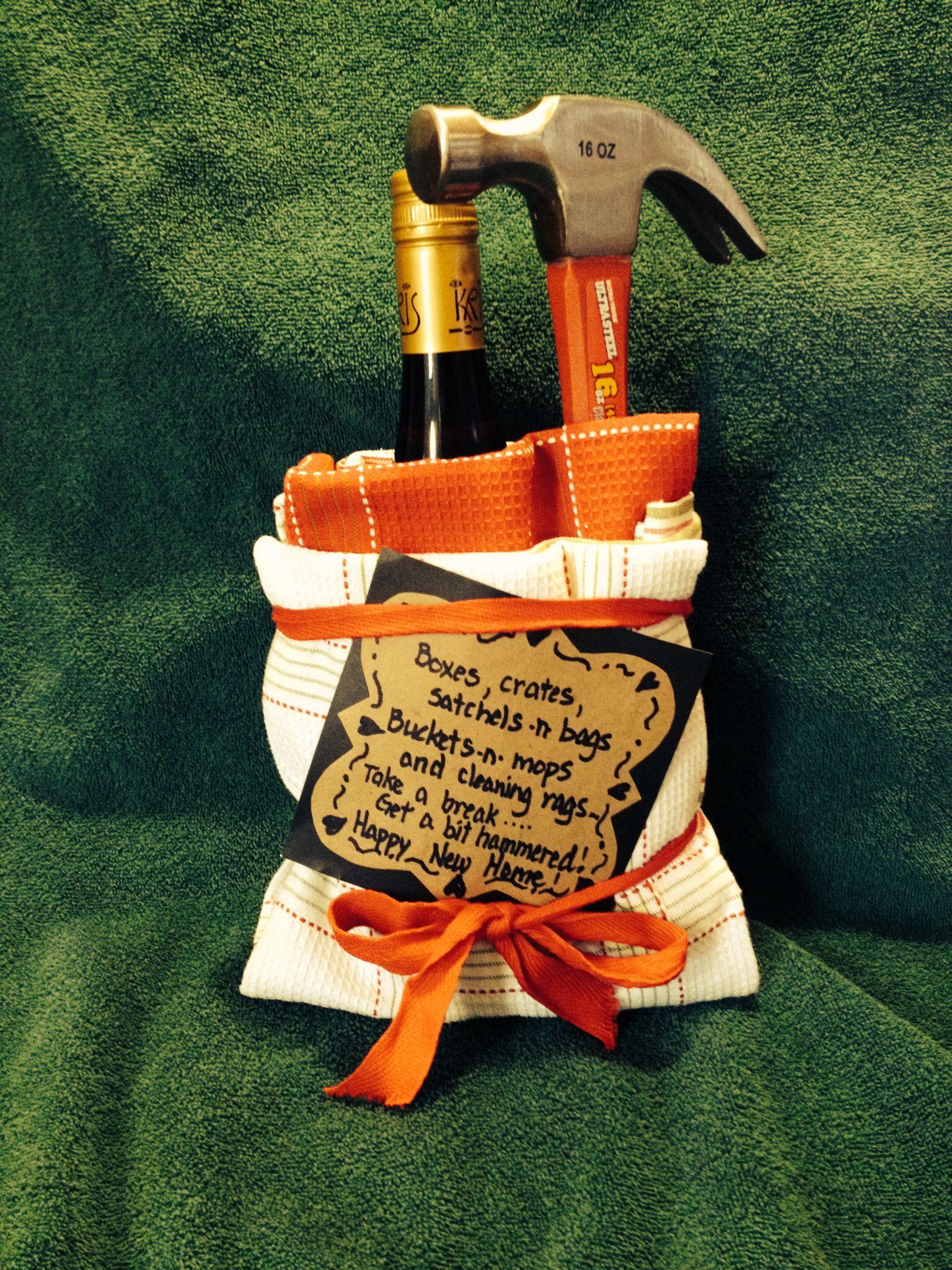 Housewarming gift ideas pinterest for Home warming gift ideas