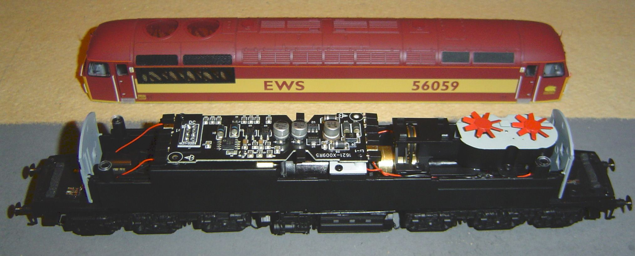 hornby model train computer - photo #37