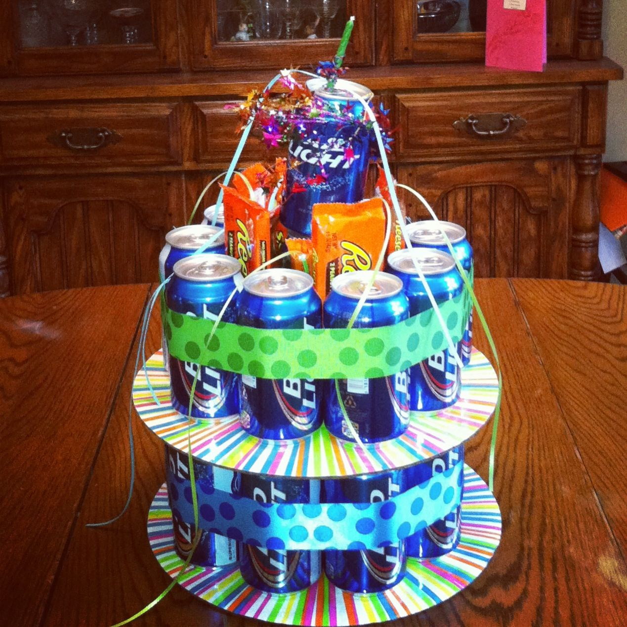 21st birthday cake for my brother Birthday ideas Pinterest