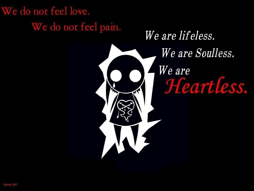 Preview  I Am Heartless Quotes